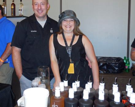 Kristian & Kim Naslund Dancing Pines Distillery