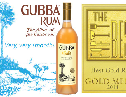 "Gubba Gold Wins Gold – In a blind tasting, The Fifty Best proclaims Gubba Gold ""very smooth"""