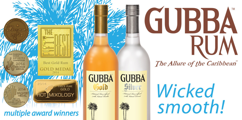 Gubba Rum - Wicked Smooth. Artisanal and Handcrafted Organic rums